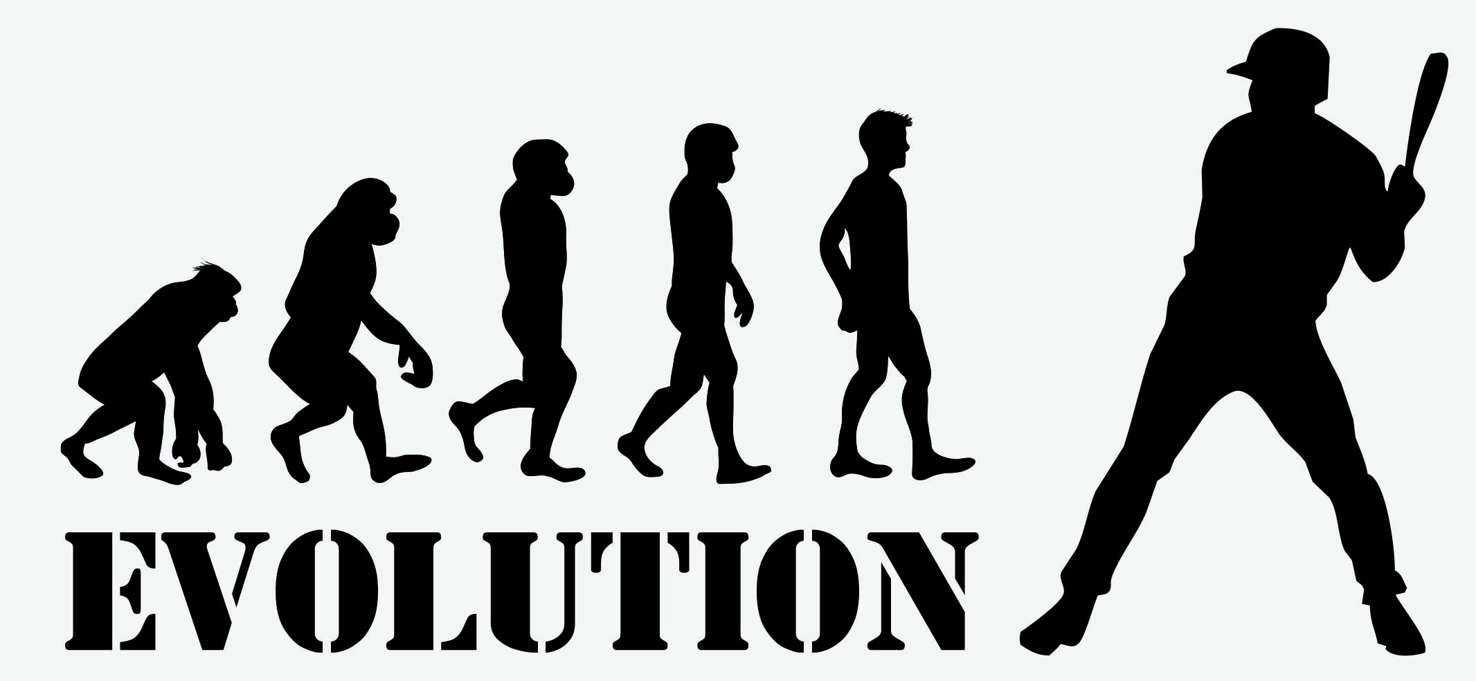 EVOLUTION BEJSBOL